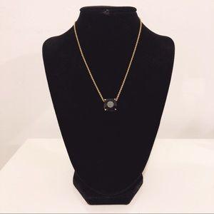 Kate Spade Square Pendant Necklace